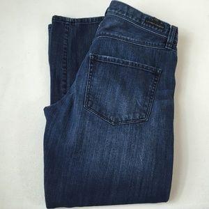 LC Lauren Conrad Crop Jeans {Size: 6}